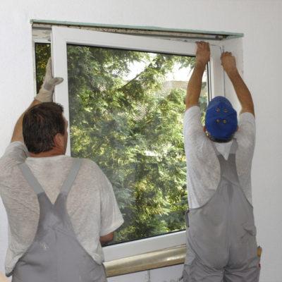 Fenster und Türen einbauen in Stadthagen